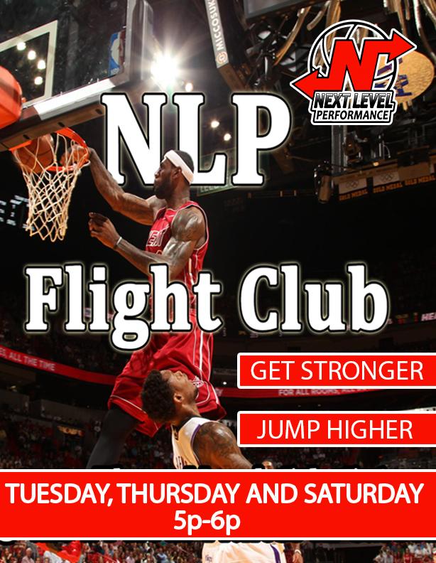 FLIGHT CLUB FLYER