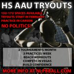 HS TRAVEL TEAM TRYOUTS