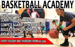 bball academy grid