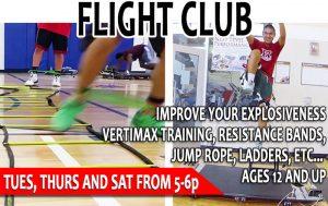 flight club grid