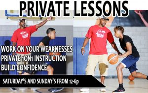 private lessons grid