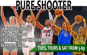 pure shooter grid