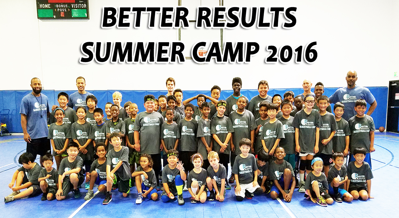 BETTER RESULTS CAMP 2016