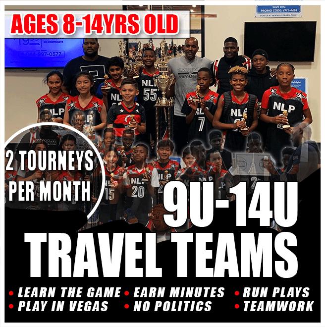 9u 14u travel teams