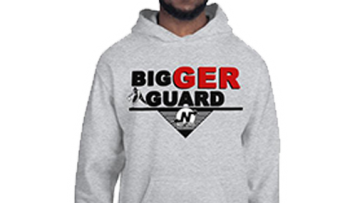 bigger guard HOODIE