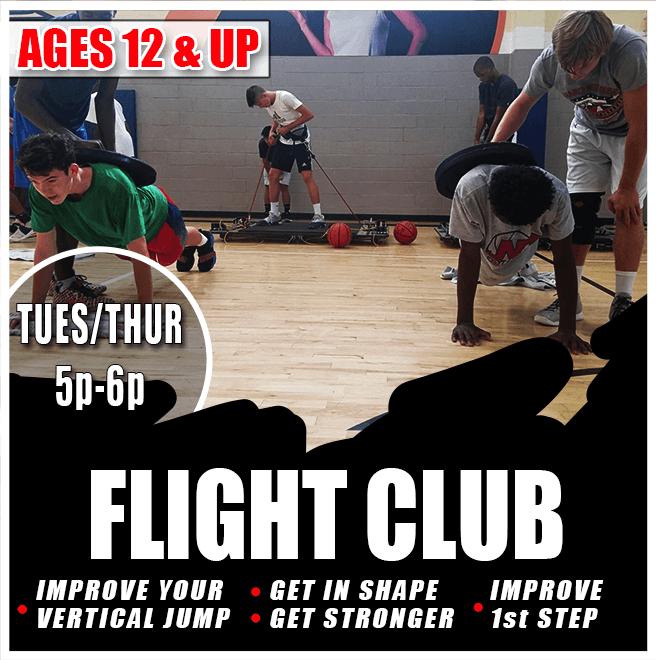 flight club web flyer