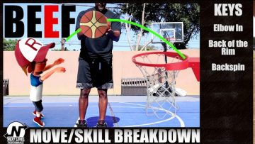 How to shoot a basketball…Handplacement, BEEF, Footwork and drills