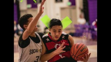 NLP Basketball 15U Travel Team Highlights