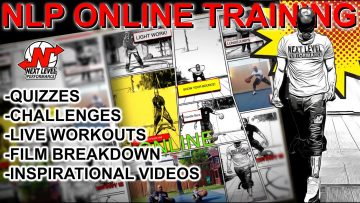 NLP ONLINE Basketball Training (April 2020)
